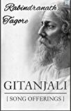 GITANJALI: [ Song offerings ]