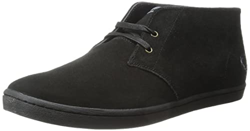 6161406edca Fred Perry Byron Mid Suede