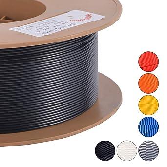 Amazon.com: RepRapper PLA filamento para impresora 3D, 0.069 ...