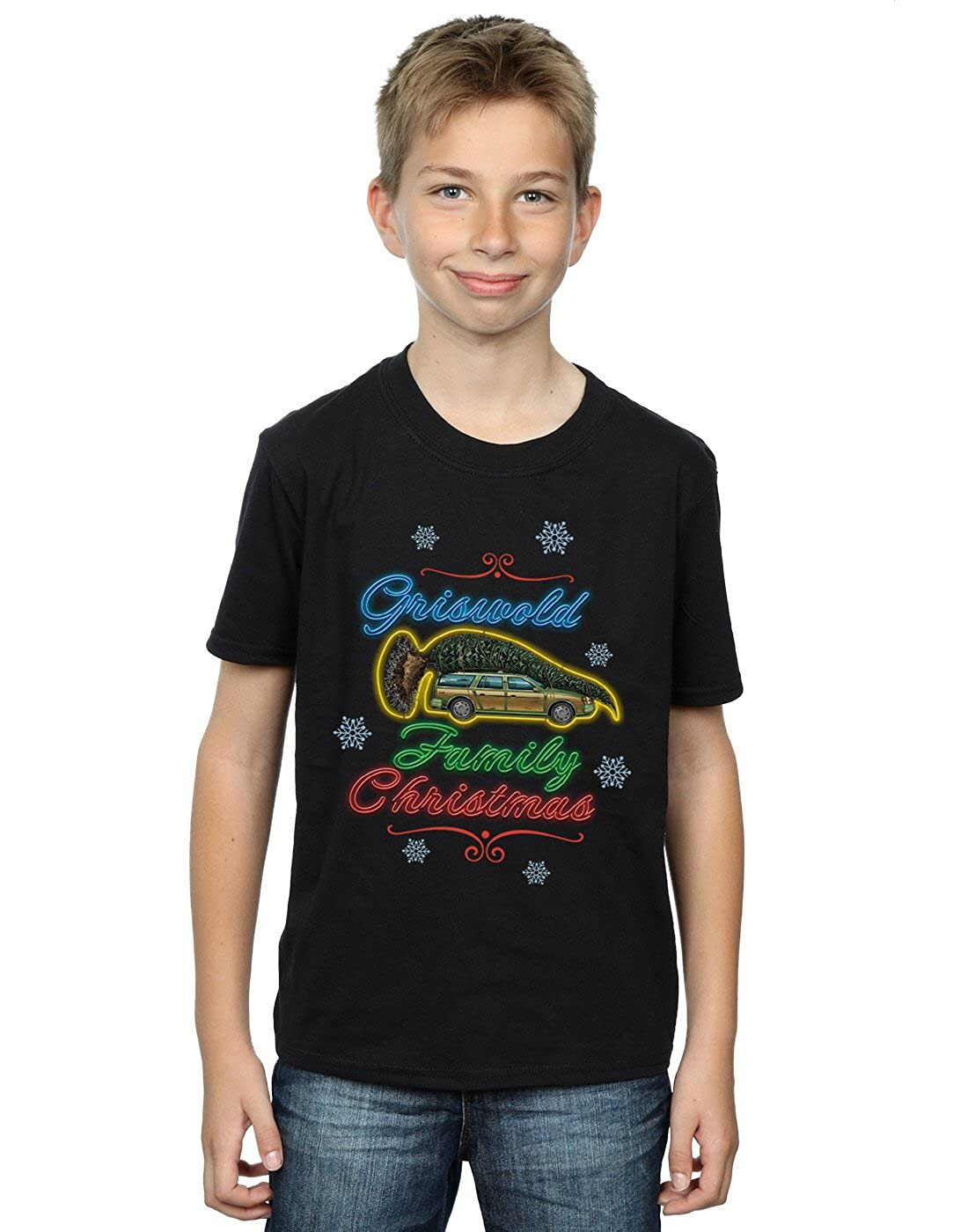 National Lampoon's Christmas Vacation Griswold Family Christmas T-shirt