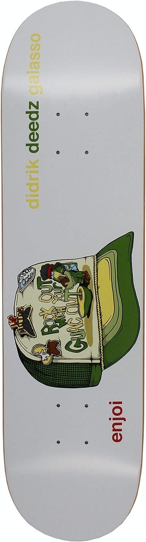 Enjoi Skateboards Didrik Galasso Party Animal Skateboard Deck Resin-7-8 x 31.8