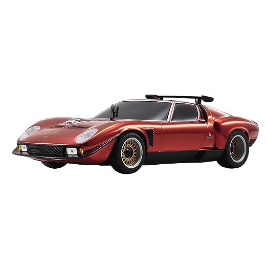 Buy Kyosho Auto Scale Lamborghini Jota SVR Chrome 50th