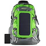 SolarGoPack Solar Powered Backpack / 7 Watt Solar