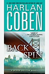 Back Spin: A Myron Bolitar Novel Kindle Edition