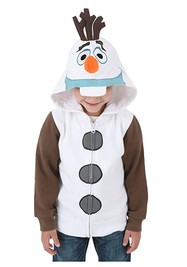 Mighty Fine Boys Kids Disney I am Olaf Hoodie Size 4 Amazon.co.uk Toys u0026 Games  sc 1 st  Amazon UK : olaf costume for boys  - Germanpascual.Com