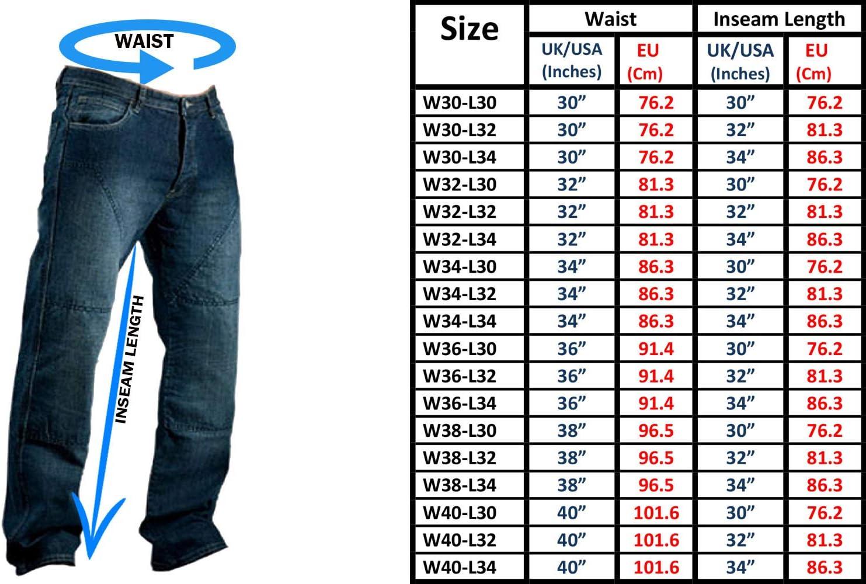 Pantalones De Proteccion Para Hombre De Moto Impermeable W34 L34 Motos Accesorios Y Piezas Pantalones