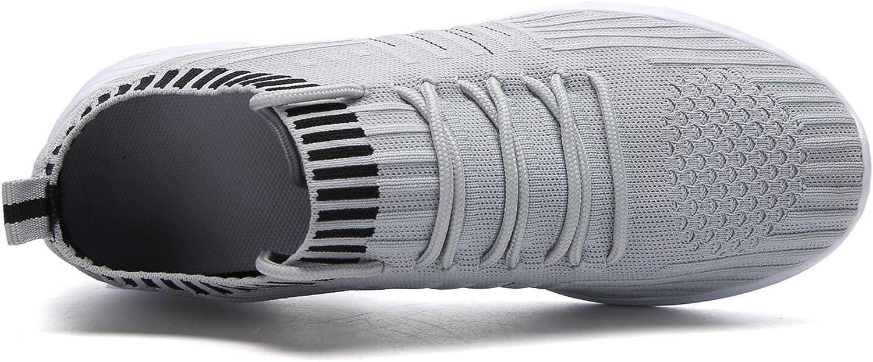 Mesh Running Shoes Casual Lightweight Breathable Nishiguang Women Fashion Sport Shoes Walking Trainers