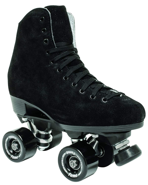 Sure-Grip Black Boardwalk Skates (4)