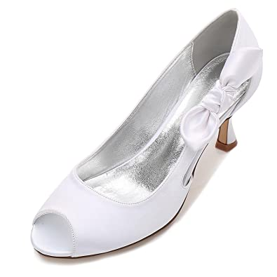 524cf5bfe6a L@YC Women Wedding Shoes E17061-21 Office Work Heels Court Shoes ...