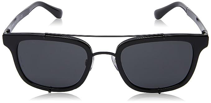 713137a9c65 Amazon.com  Dolce   Gabbana Men s DG2175 Black Grey One Size  Dolce and  Gabbana  Clothing