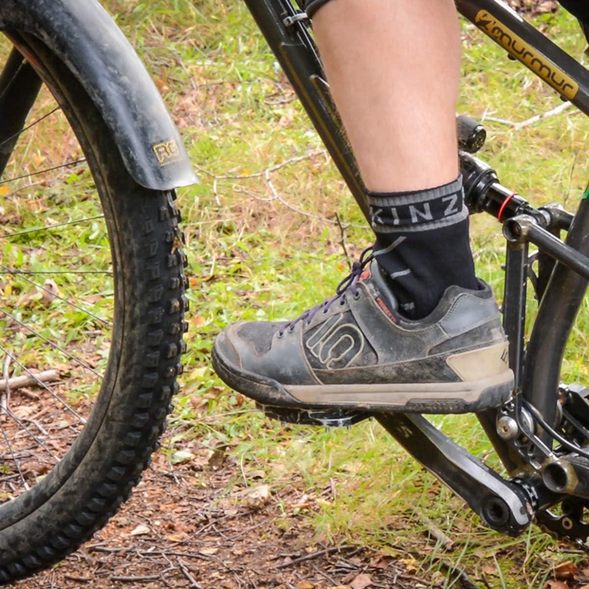 Sealskinz Men Waterproof Warm Weather Mid Length Sock Cycling Bike Bicycle
