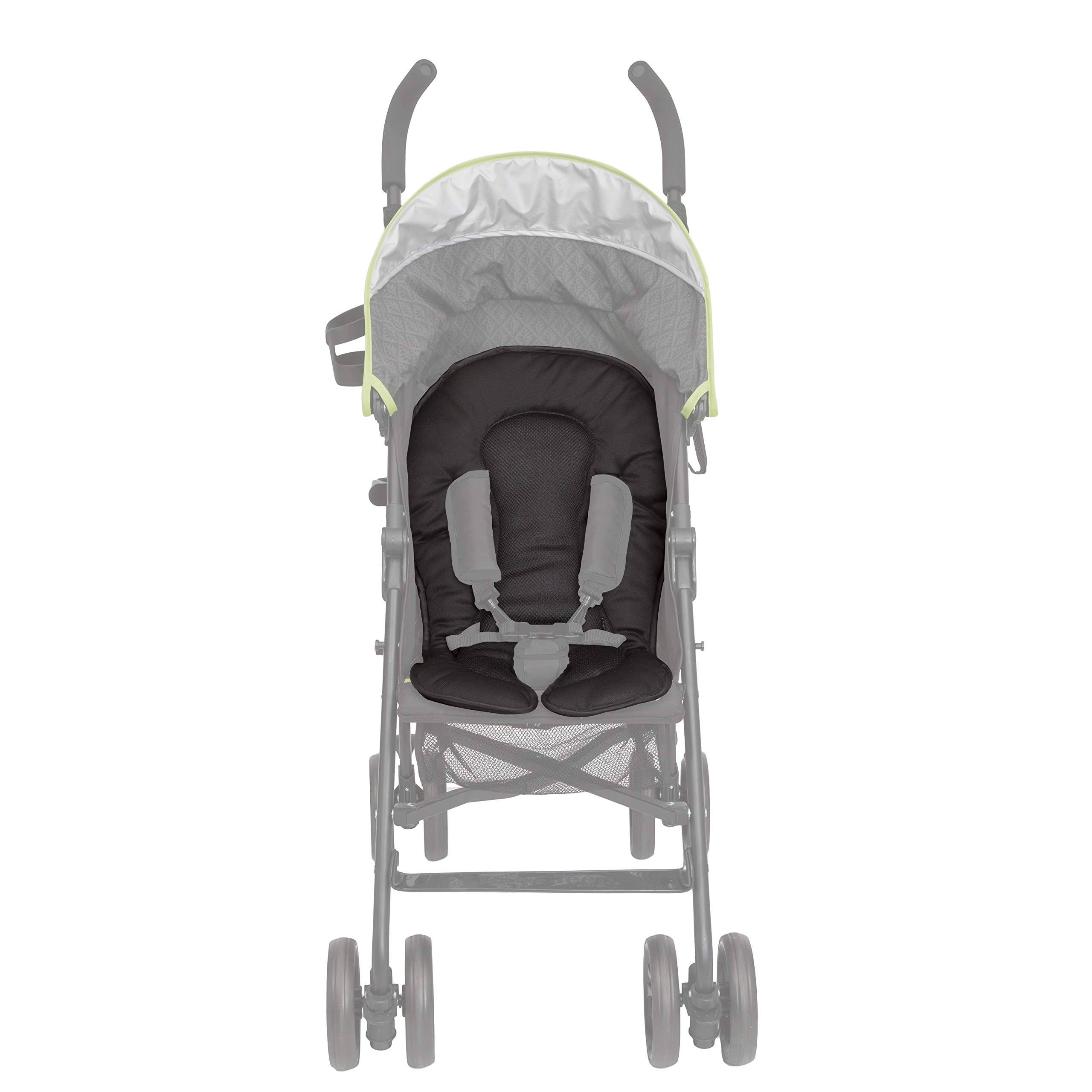 Delta Children Universal Cushioned Mesh Stroller Liner, Black by Delta Children