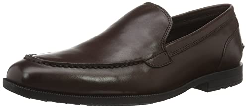 Rockport Global Road Venetian, Mocasines para Hombre, Marrón (Coach), 41 EU