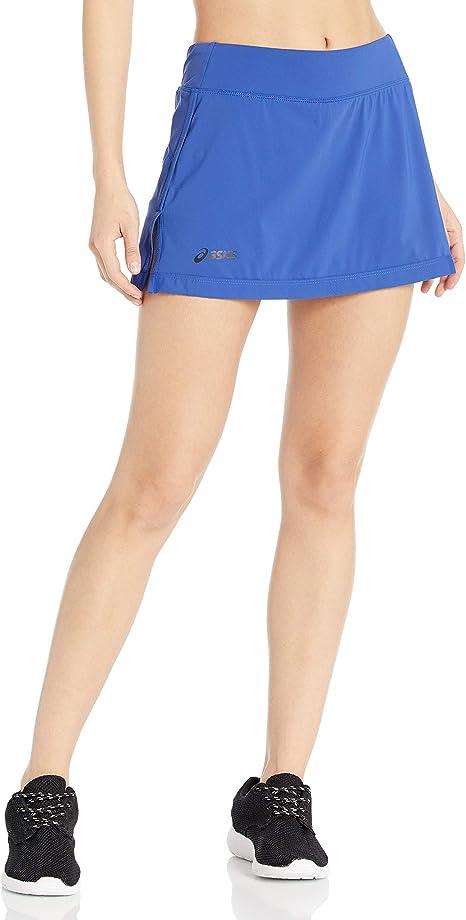 TALLA XS. Asics The Attacker Sarong Short Falda pantalón para Mujer