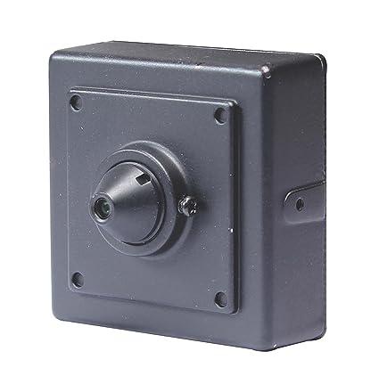 Skyview HD-1080P SDI Mini Spy CCTV Cámara, 3. 7mm Pinhole Fijo Lente