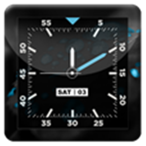 Analog Clock Live WallPaper - Digital Wallpaper