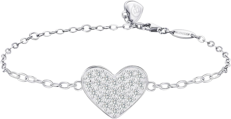 Fashion Bijoux Pour Fille Zircon Bracelet vente chaude Neuf