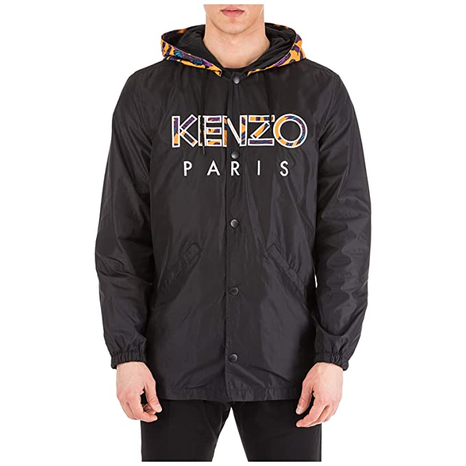 Kenzo Chaqueta Hombre Nero: Amazon.es: Ropa y accesorios