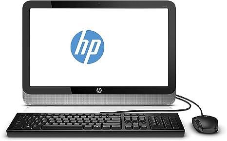 Amazon Com Hp 18 5202la 18 5 Aio Desktop Amd E1 6010 1 35 Ghz 4 Gb 500 Gb Windows 10 Pro Computers Accessories