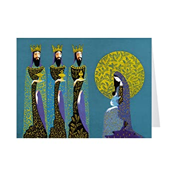 christmas cards holiday cards religious christmas cards christian greeting cards 3 wise men pk 15 - Christmas Cards Religious
