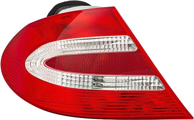 Hella 2vp 008 326 051 Heckleuchte Glühlampen Technologie Links Auto