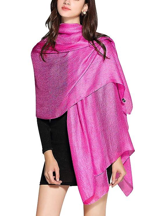 Bufanda de lino para vestidos de fiesta.