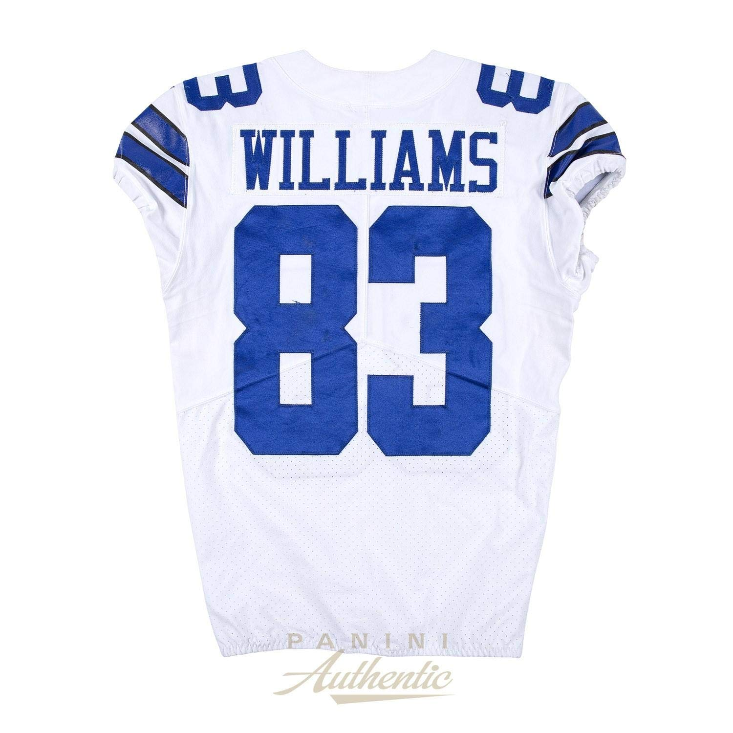 new products f2183 5415d Terrance Williams Game Worn Dallas Cowboys Jersey From 9/16 ...