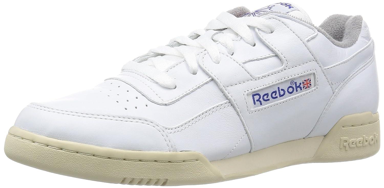 Reebok Classic Herren Turnschuhe Turnschuhe Herren Workout Plus R12 90f815