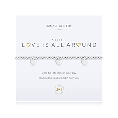 Joma Jewellery a little Love is all around bracelet jY5Y5zf1r