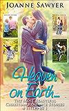 Christian Romance   Heaven on Earth… 4 Beautiful & Inspirational Faith Based Love Stories   Novel, Novella