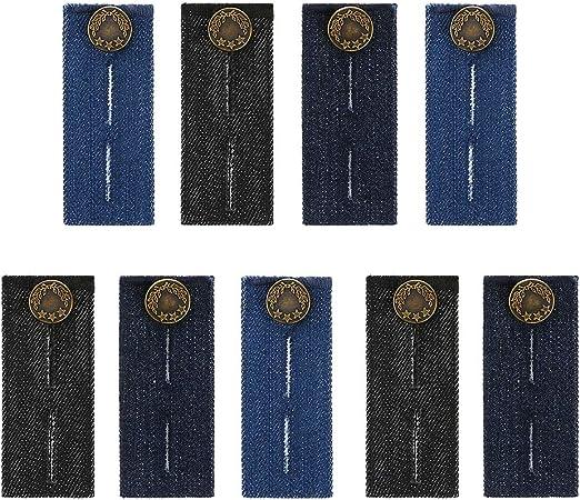 Bouton de Rallonge ou Extension pour Pantalon ou Jupe 2,5 cm pour le Confort N°2