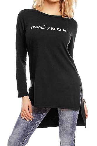 Noemi - Camisas - Túnica - Básico - Cuello redondo - para mujer