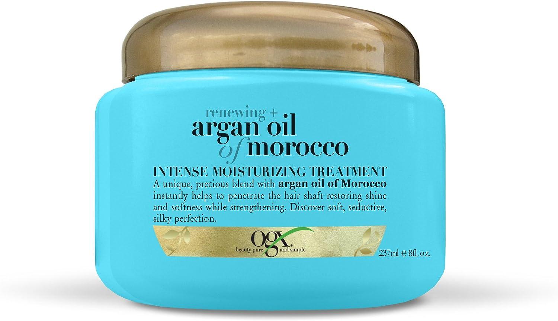 ogx aceite de argán marroquí Tratamiento 8oz Jar