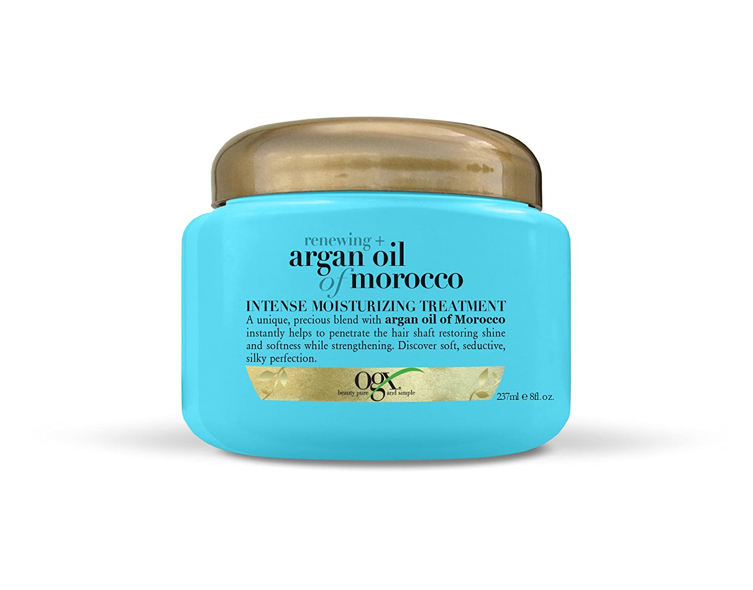 Organix Moroccan Argan Oil Treatment 226g Jar (並行輸入品) B0048EY5S2