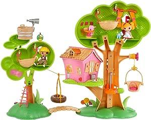 Amazon.es: Mini Lalaloopsy 5266 - Muñeca árbol Maravilloso