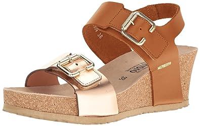 d408ce9c7f Mephisto Women's Lissandra Platform Dress Sandal, Camel Waxy/Nude Stella  Cinder, ...