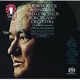 E. Power Biggs Rheinberger: Two Concertos For Organ Orchestra (SACD)