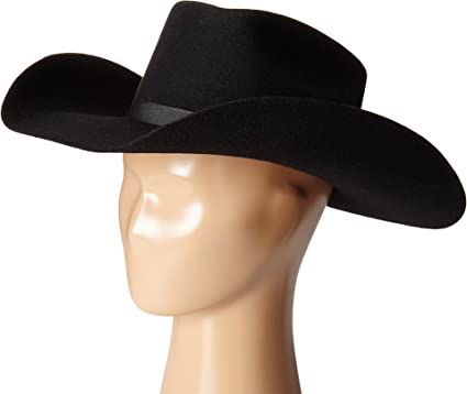 e049db269b613d Image Unavailable. Image not available for. Color: M&F Western Unisex  Twister Wool Cowboy Hat ...