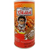 Koh-kae Snack Peanut Coconut Cream Flavour Coated 255 G (8.99 Oz) X 2 Cans