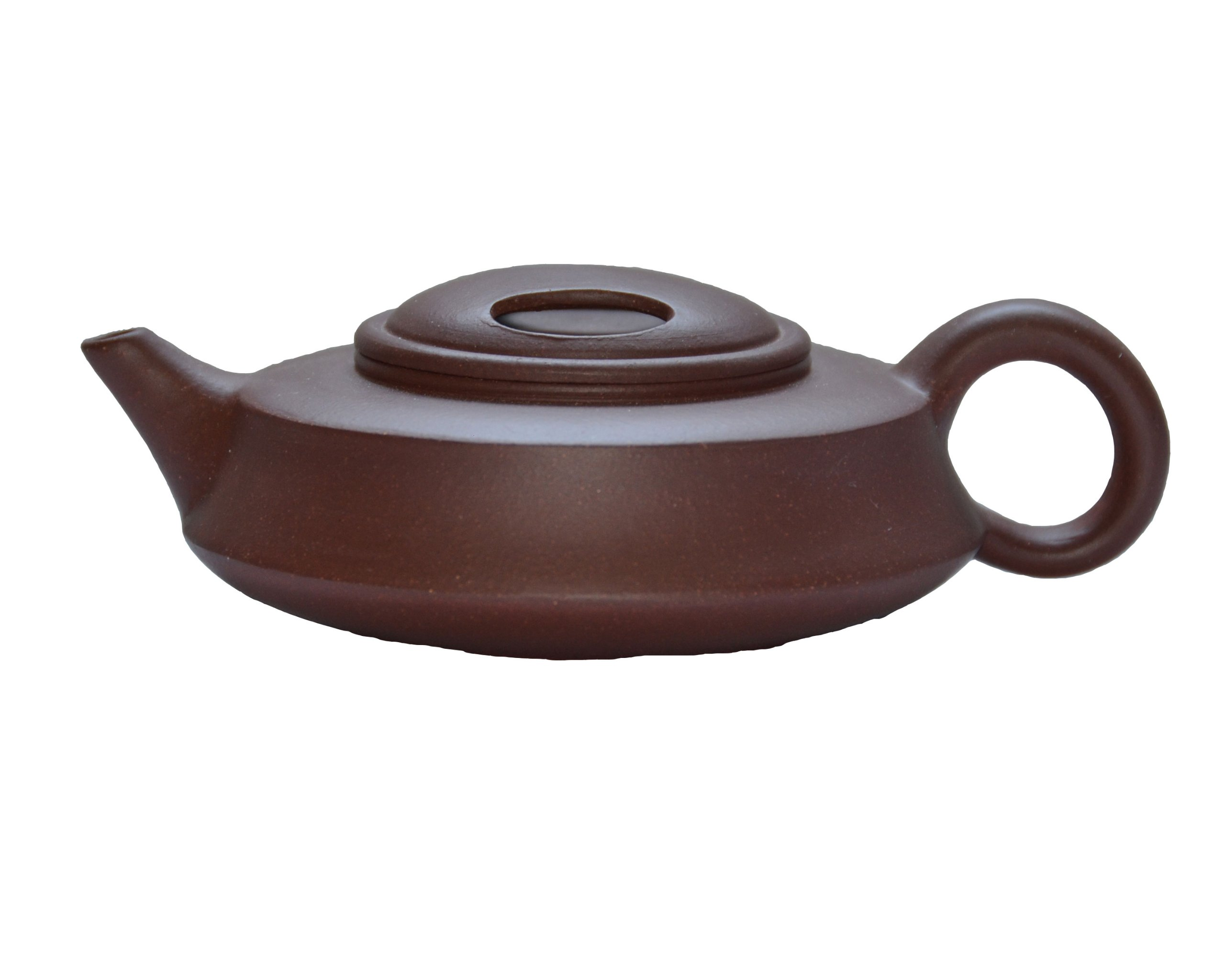 Yixing Teapot Gusanyi Handmade Bull Market Tea Pot Nature Red Clay 380cc