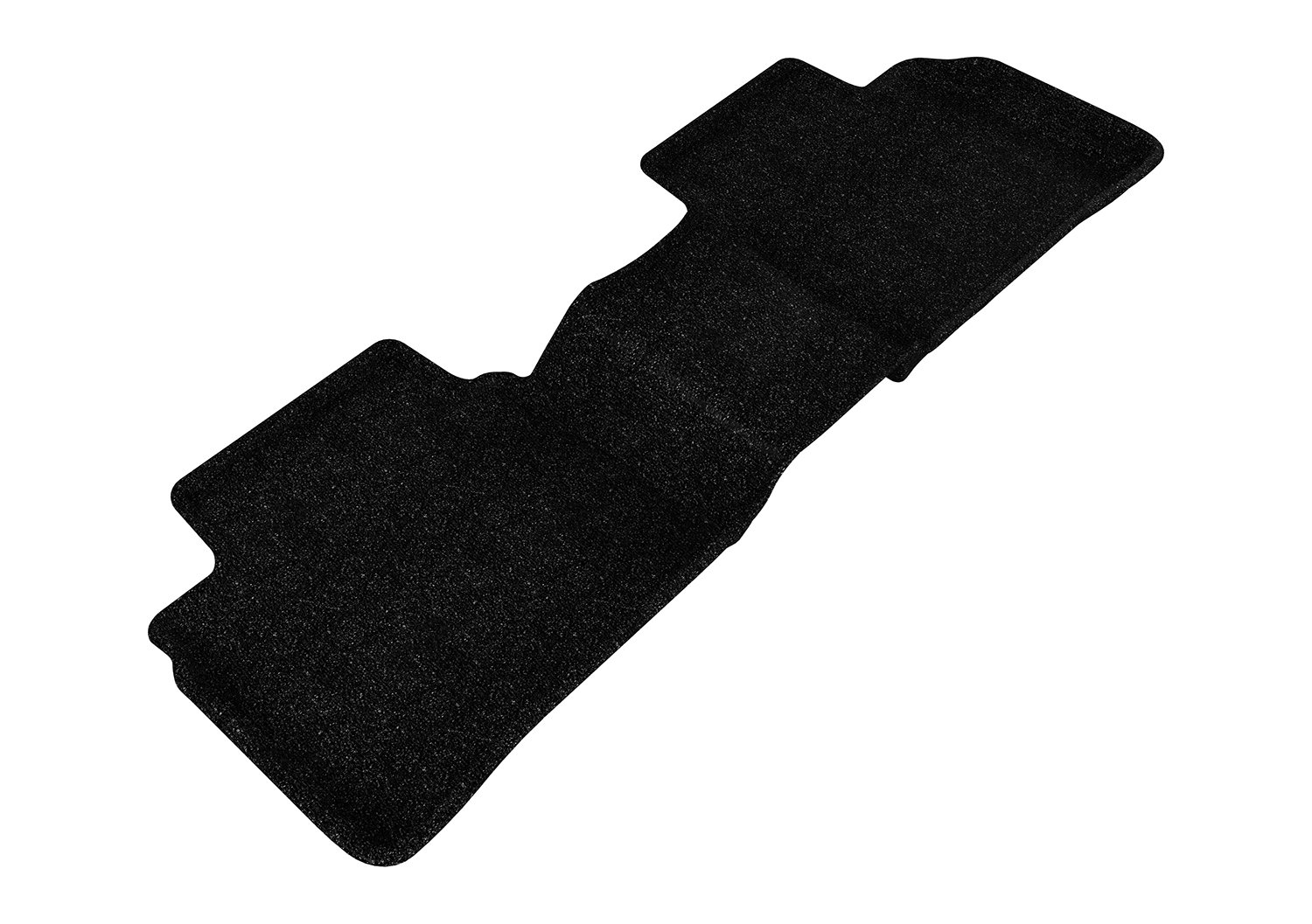 L1NS05722202 3D MAXpider Second Row Custom Fit Floor Mat for Select Nissan Altima Models Classic Carpet Tan
