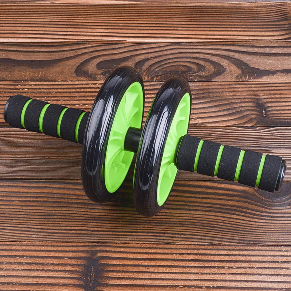Chowcencen Athletic AB-Roller Roue Abdominale estomac Exercice Abs entra/înement Carver Fitness Base Shredder