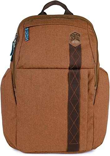 STM Kings Backpack for Laptop Tablet Up to 15 – Desert Brown stm-111-149P-10