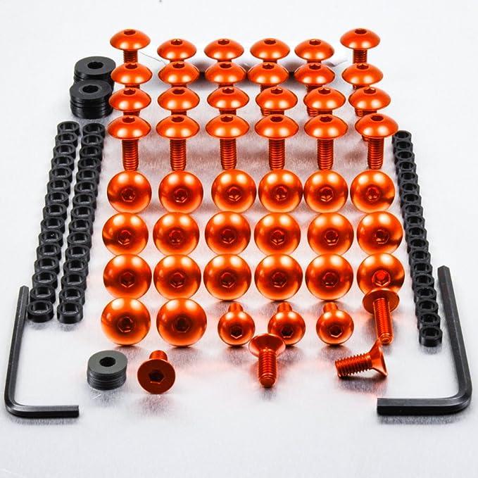 Pro-Bolt Kit Tornillos de Carenado Aluminio ZX10 D6F Ninja ...