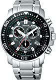 [シチズン]CITIZEN 腕時計 PROMASTER プロマスター Eco-Drive エコ・ドライブ 電波時計 クロノグラフ PMP56-3051 メンズ