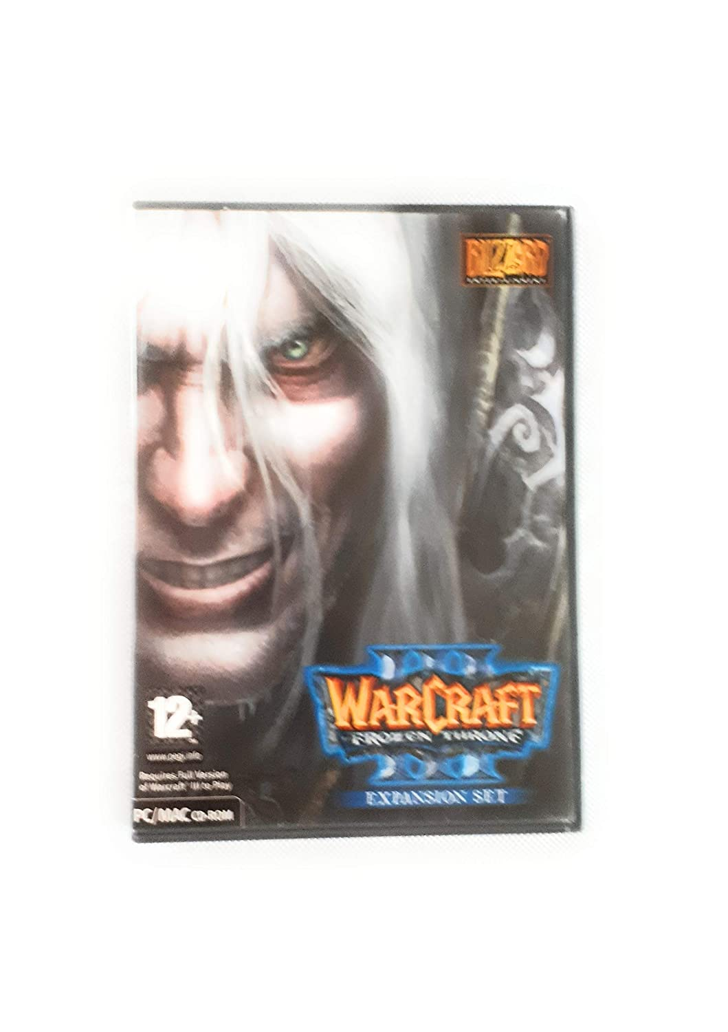 Amazon Com Warcraft Iii The Frozen Throne France Video Games