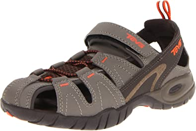 0dc36253e1b Teva Dozer 3 Closed Toe Sandal (Toddler Little Kid Big Kid)