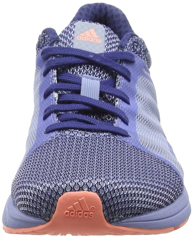 adidas Adizero Tempo 8 SSF, Chaussures de Running Compétition Femme, Bleu-Blue (Prism Blue F13/Sun Glow S16/Raw Purple S16), 40 EU