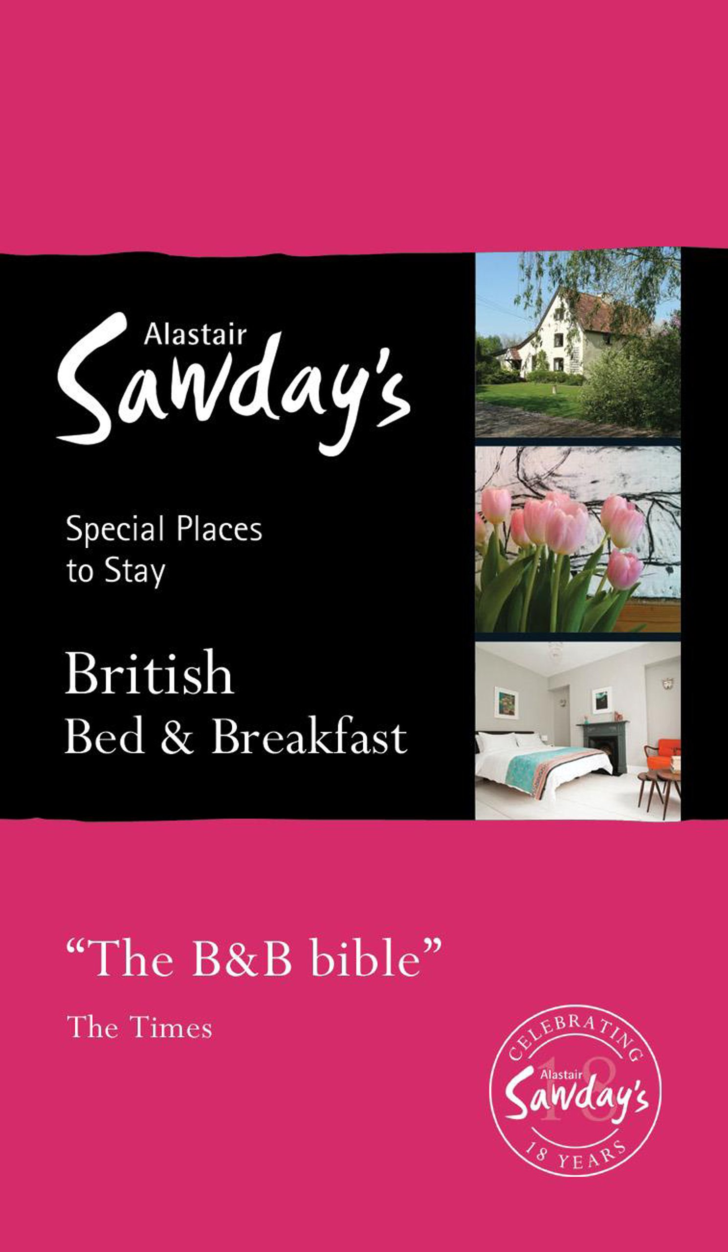 Download Special Places to Stay: British Bed & Breakfast, 18th PDF