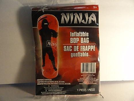Amazon.com : Ninja Inflatable Bop Bag : Sports & Outdoors